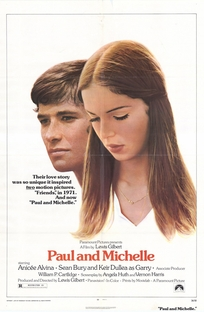 Paul e Michelle - Poster / Capa / Cartaz - Oficial 1
