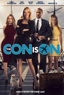 The Con is On - Poster / Capa / Cartaz - Oficial 1
