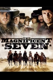 The Magnificent Seven 1ª Temporada - Poster / Capa / Cartaz - Oficial 1
