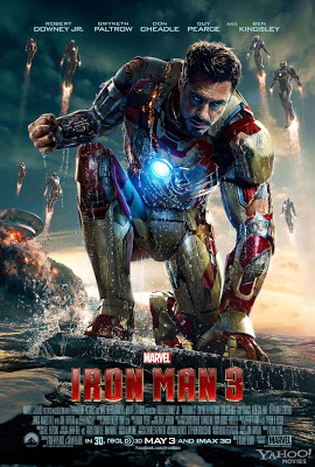 Crítica: Homem de Ferro 3