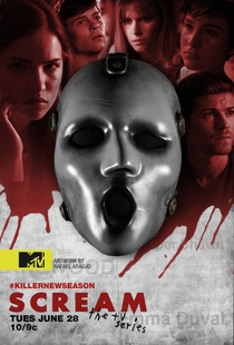 Scream (2ª Temporada) - Poster / Capa / Cartaz - Oficial 8