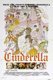 O Lado Erótico de Cinderella - Poster / Capa / Cartaz - Oficial 1