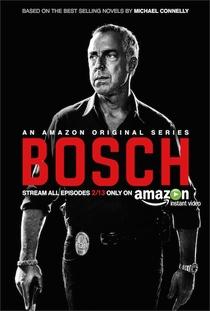 Bosch (2° Temporada) - Poster / Capa / Cartaz - Oficial 1