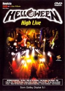 Helloween - High Live - Poster / Capa / Cartaz - Oficial 1