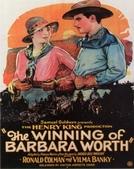 Beijo Ardente (The Winning of Barbara Worth)
