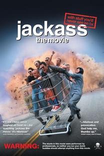 Jackass: Cara-de-Pau - O Filme - Poster / Capa / Cartaz - Oficial 4