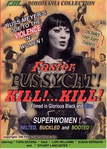 Faster, Pussycat! Kill! Kill! - Poster / Capa / Cartaz - Oficial 5