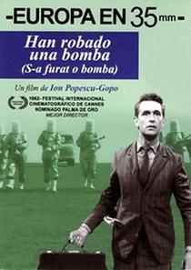 Roubaram uma Bomba - Poster / Capa / Cartaz - Oficial 3