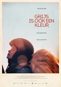 Grijs is ook een kleur - Poster / Capa / Cartaz - Oficial 1