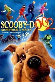 Scooby-Doo 2: Monstros à Solta - Poster / Capa / Cartaz - Oficial 2