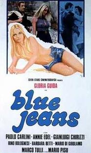 Blue Jeans - Poster / Capa / Cartaz - Oficial 2