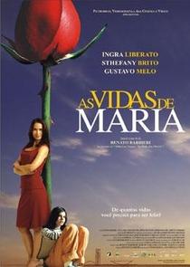 As Vidas de Maria - Poster / Capa / Cartaz - Oficial 1