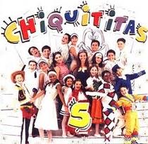 Chiquititas l 5ª Temporada - Poster / Capa / Cartaz - Oficial 1
