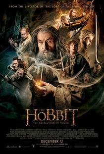 O Hobbit: A Desolação de Smaug - Poster / Capa / Cartaz - Oficial 4