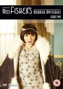 Os Mistérios de Miss Fisher (2ª Temporada) - Poster / Capa / Cartaz - Oficial 2
