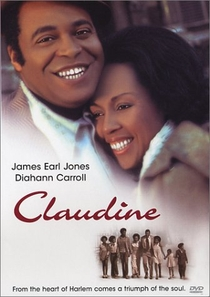 Claudine - Poster / Capa / Cartaz - Oficial 1