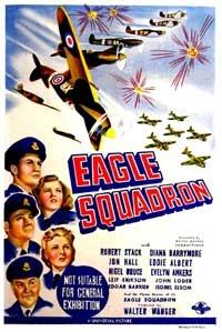 Esquadrão de Águias - Poster / Capa / Cartaz - Oficial 1