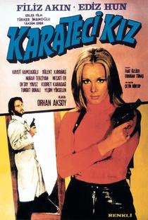 Karateci Kiz - Poster / Capa / Cartaz - Oficial 1