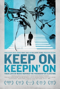 Keep on Keepin' On - Poster / Capa / Cartaz - Oficial 1
