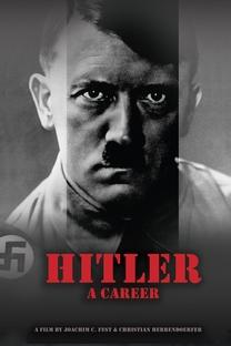 Hitler - Uma Carreira - Poster / Capa / Cartaz - Oficial 4