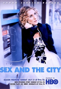 Sex and the City (5ª Temporada) - Poster / Capa / Cartaz - Oficial 7