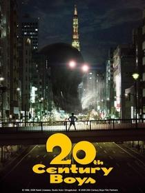 20th Century Boys - Poster / Capa / Cartaz - Oficial 3