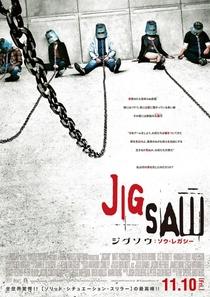 Jogos Mortais: Jigsaw - Poster / Capa / Cartaz - Oficial 4