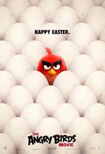 Angry Birds: O Filme - Poster / Capa / Cartaz - Oficial 5