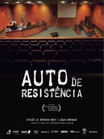 Auto de Resistência - Poster / Capa / Cartaz - Oficial 1