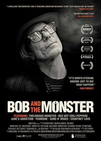 Bob and the Monster - Poster / Capa / Cartaz - Oficial 1