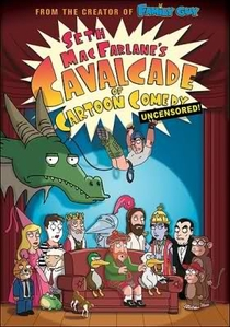 Cavalcade of Cartoon Comedy - Poster / Capa / Cartaz - Oficial 1