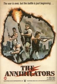 Os Aniquiladores - Poster / Capa / Cartaz - Oficial 1