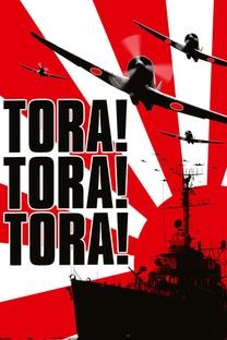 Tora! Tora! Tora! - Poster / Capa / Cartaz - Oficial 1