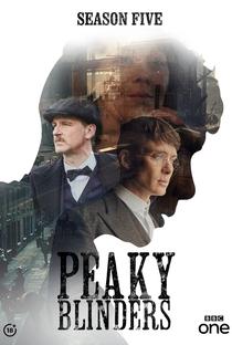 Peaky Blinders: Sangue, Apostas e Navalhas (5ª Temporada) - Poster / Capa / Cartaz - Oficial 3