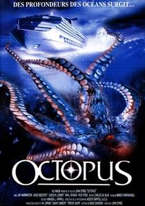 Octopus - Uma Viagem ao Inferno - Poster / Capa / Cartaz - Oficial 1