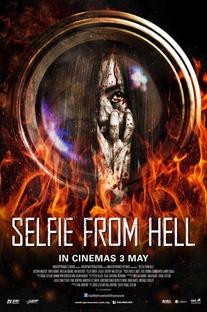 Selfie Para o Inferno - Poster / Capa / Cartaz - Oficial 3