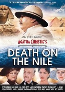 Morte sobre o Nilo - Poster / Capa / Cartaz - Oficial 11
