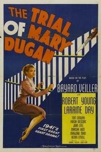 O Julgamento de Mary Dugan - Poster / Capa / Cartaz - Oficial 1