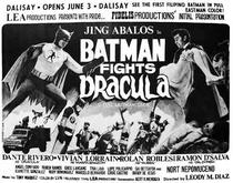 Batman Fights Dracula - Poster / Capa / Cartaz - Oficial 2