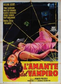 O Vampiro e a Bailarina - Poster / Capa / Cartaz - Oficial 3