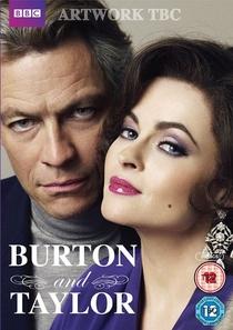 Burton e Taylor - Poster / Capa / Cartaz - Oficial 1