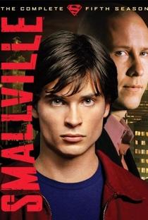 Smallville: As Aventuras do Superboy (5ª Temporada) - Poster / Capa / Cartaz - Oficial 1
