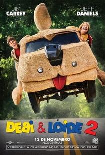 Debi & Lóide 2 - Poster / Capa / Cartaz - Oficial 1