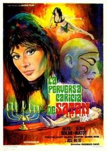 O Beijo do Diabo - Poster / Capa / Cartaz - Oficial 1