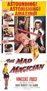 A Máscara do Mágico - Poster / Capa / Cartaz - Oficial 4