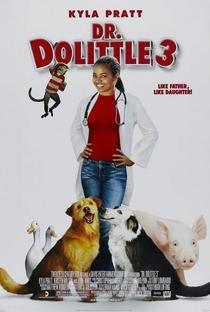 Dr. Dolittle 3 - Poster / Capa / Cartaz - Oficial 1