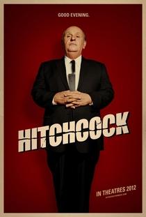 Hitchcock - Poster / Capa / Cartaz - Oficial 2