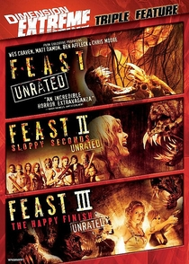 Feast Trilogy - Poster / Capa / Cartaz - Oficial 1