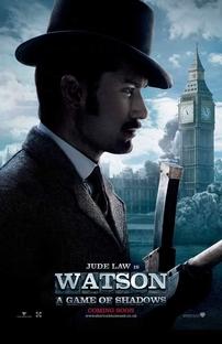 Sherlock Holmes: O Jogo de Sombras - Poster / Capa / Cartaz - Oficial 9