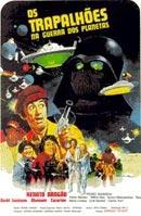 Os Trapalhões na Guerra dos Planetas - Poster / Capa / Cartaz - Oficial 2
